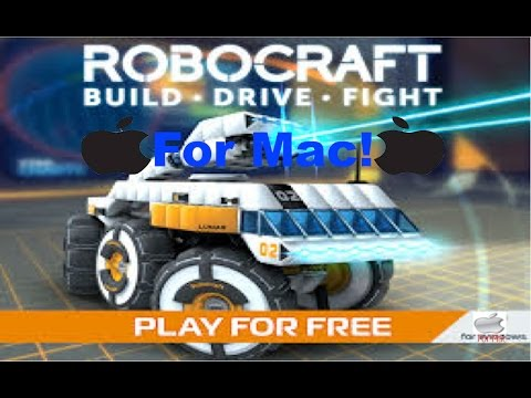 (on steam for mac now) Install Robocraft for Mac Tutorial ...