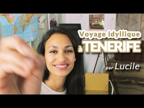 Voyage Tenerife :