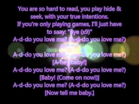 "Paula Abdul - ""Straight Up"" lyrics"