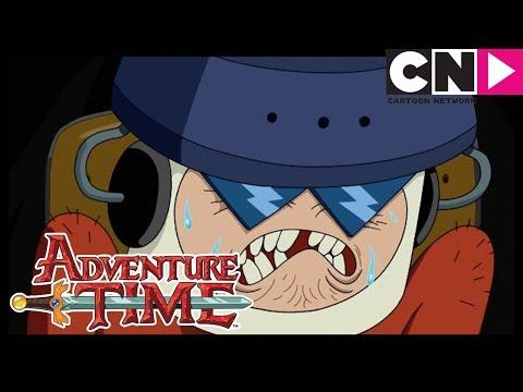 Время приключений   Источник энергии   Cartoon Network