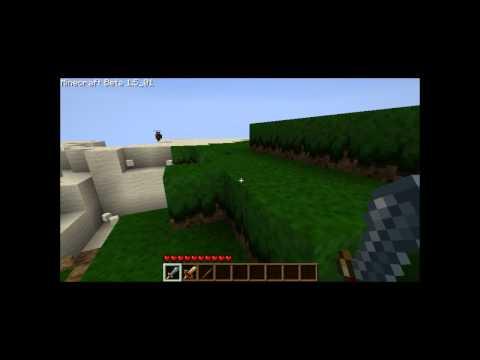 Minecraft Wizard Duel (MagicSpells Plugin)