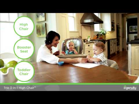 INGENUITY Trio 3 in 1 High Chair – 60190G