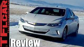 2016 Chevy Volt Snowy Review: Electricity + Snow = Surprise