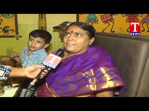 Special Focus on Organic Mast Food Restaurant   Himayat Nagar   TNews Telugu