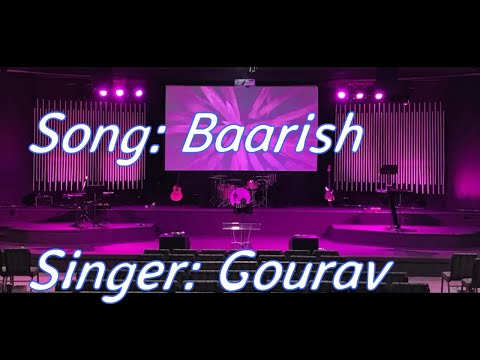 Baarish song | Half Girlfriend | Arjun & Shraddha Sharma | Ash King | Gourav Singhal