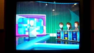Jeopardy! Nintendo Wii Run: Game 21