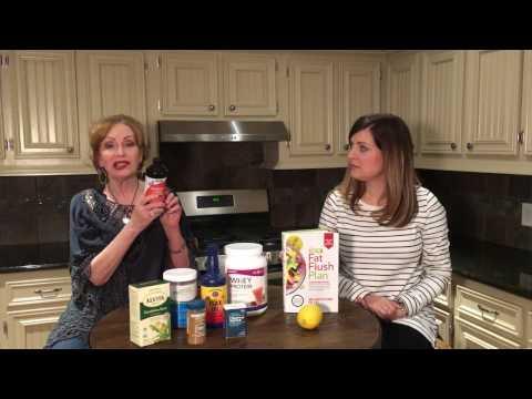 fat-flush-foods-|-lecithin-and-cream-of-tartar-for-weight-loss?---ann-louise-gittleman