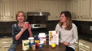 Fat Flush Foods | Lecithin and Cream of Tartar for Weight Loss? - Ann Louise Gittleman