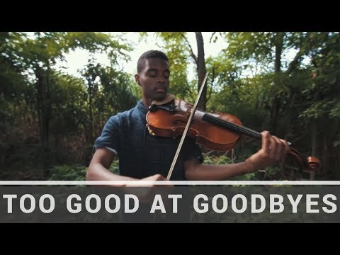 Sam Smith   Too Good At Goodbyes   Jeremy Green   Viola Cover