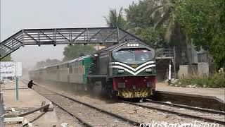 Pakistan Railways Mail / Express trains