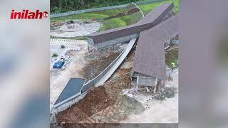 Pengembangan Sarana dan Prasarana Penunjang PLBN Terpadu Skouw Capai 91,99& - inilah.com