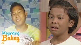 magandang buhay awra cries over his popshie s message to him
