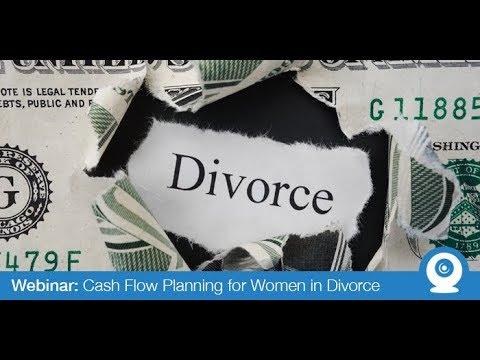 Cash Flow Planning for Women in Divorce