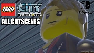LEGO City Undercover ( Switch) The Movie ( All Cutscenes )