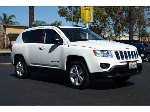 2012 Jeep Compass White 16 987 Hertz Car Sales Serving