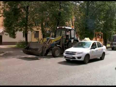В Ярославле завершают ремонт улицы Чехова