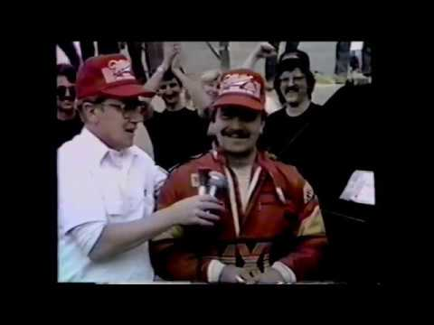 Classic Interviews  from  Port Royal Speedway  including  The late Ronnie Tobias