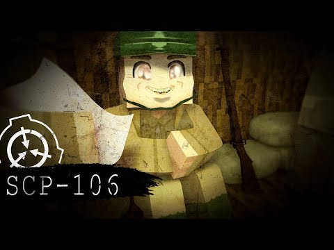 """Minecraft SCP Foundation! - SCP-106 """"THE YOUNG MAN"""" [S4E2]"""