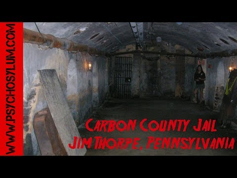 Carbon County Jail | Jim Thorpe, Pennsylvania | Picture Compilation