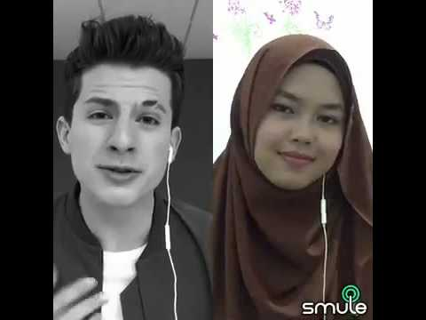 One Call Away - Charlie Puth & Sheryl Shazwanie...
