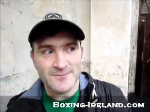 Darren Corbett on a drinking at the last chance saloon vs Michael Sweeney
