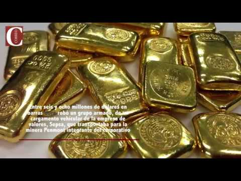 Roban 47 lingotes de minera Penmont en Sonora: 6 a 8 millones de dólares.