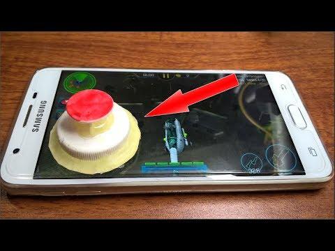 How to Make JoyStick   Play mobile Game