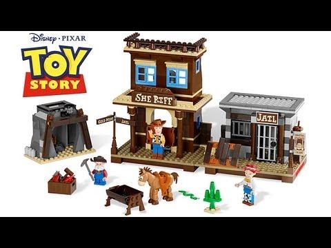 Шериф Вуди обзор игрушки Disney - YouTube