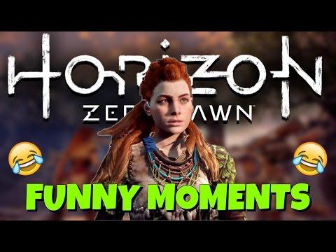 ALOY'S ROAD TO SAVAGENESS | Horizon Zero Dawn Funny Moments