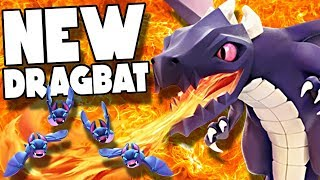 NEW META DragBat Attack at TH11 and TH12 | NERF? | Clash of Clans