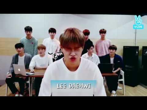 [V LIVE] Wannaone - EN
