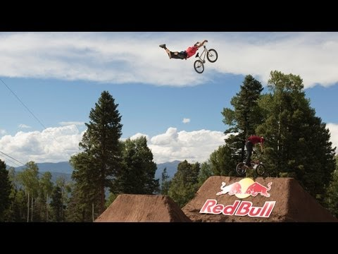 The Biggest Dirt Jump Contest of 2013 - Red Bull Dreamline