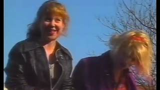 Throwing Muses interview (Rockin In The UK) February 1989