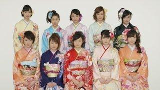今回のMCはモーニング娘。'14工藤遥! Hello!Project各グループから新年のご挨拶をお届け! そして武道館公演で収録したモーニング娘。'14の新曲MVを初公開!