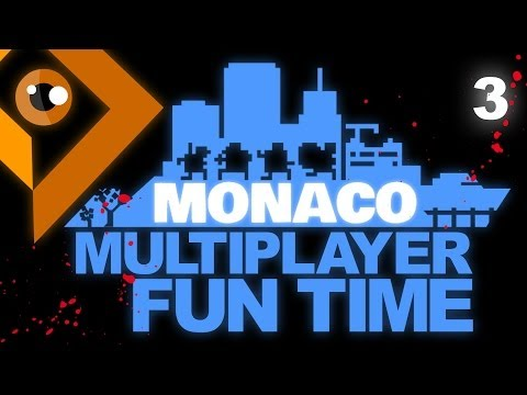Spending Time With... Monaco - Murder on the Dance Floor
