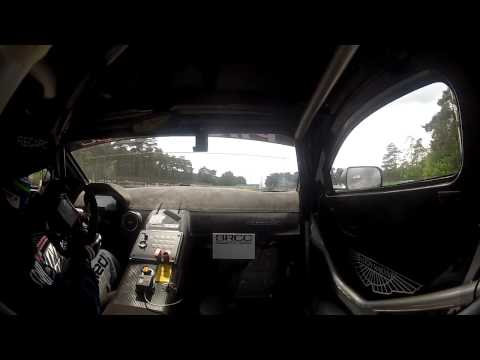 Brussels Racing - Aston Martin V12 Vantage GT3 onboard (26 april 2014)