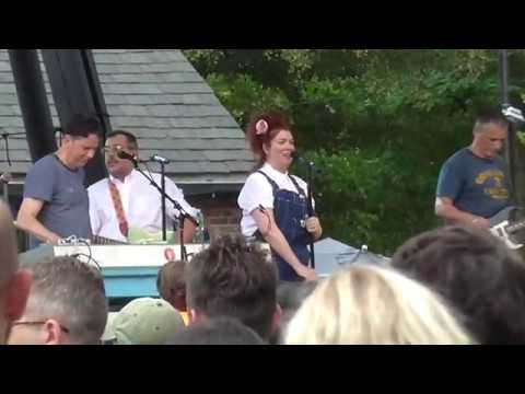 Electric Car They Might Be Giants W Robin Goldwer Summerstage 2017