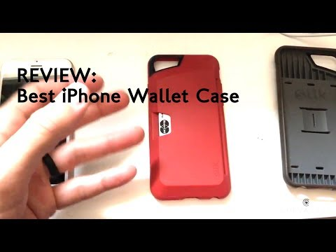 ★★★★★ Review: Silk IPhone Wallet Case - Best Smart Phone Wallet Case Slayer