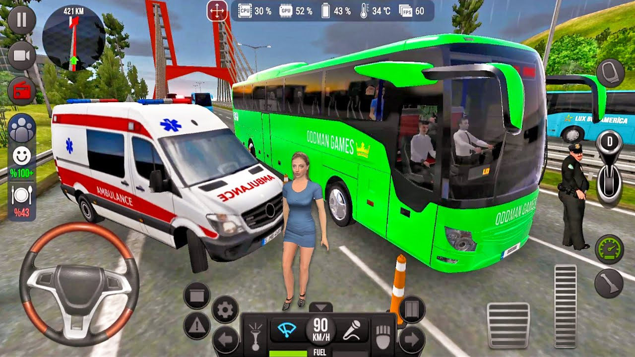 bus simulator ultimate 破解 ios