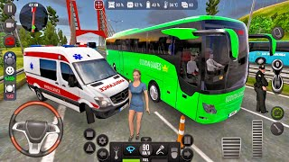 Bus Simulator Ultimate #17 Tourism 019 RHD! Bus Games Android gameplay