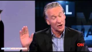 Bill Maher goes on Socialist rant -