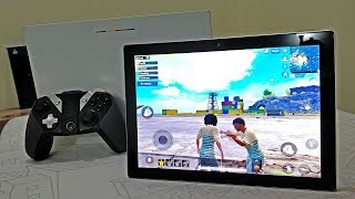 Google Pixel C - Unboxing & PUBG Gaming Performance on NVIDIA Tegra X1 (After 3 Years)