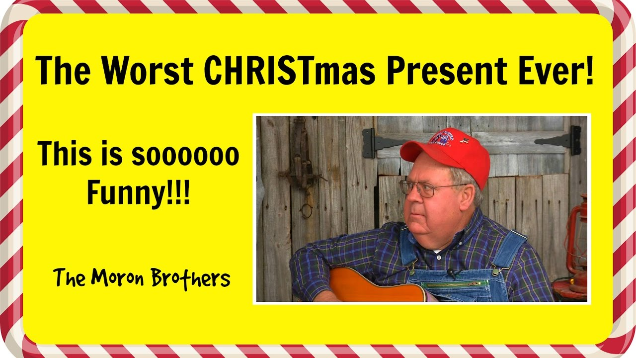 The Worst Christmas Gifts Ever Part - 30: Worst CHRISTmas Present Ever - YouTube