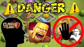 Les Dangers de Clash of Clans et des Jeux Vidéos