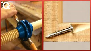 Ingenious Woodworking Inventions & Technologies On Another Level