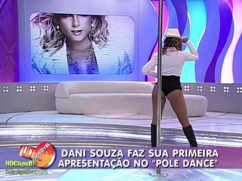 Dani Souza  - Pole Dance - Tudo é Possível