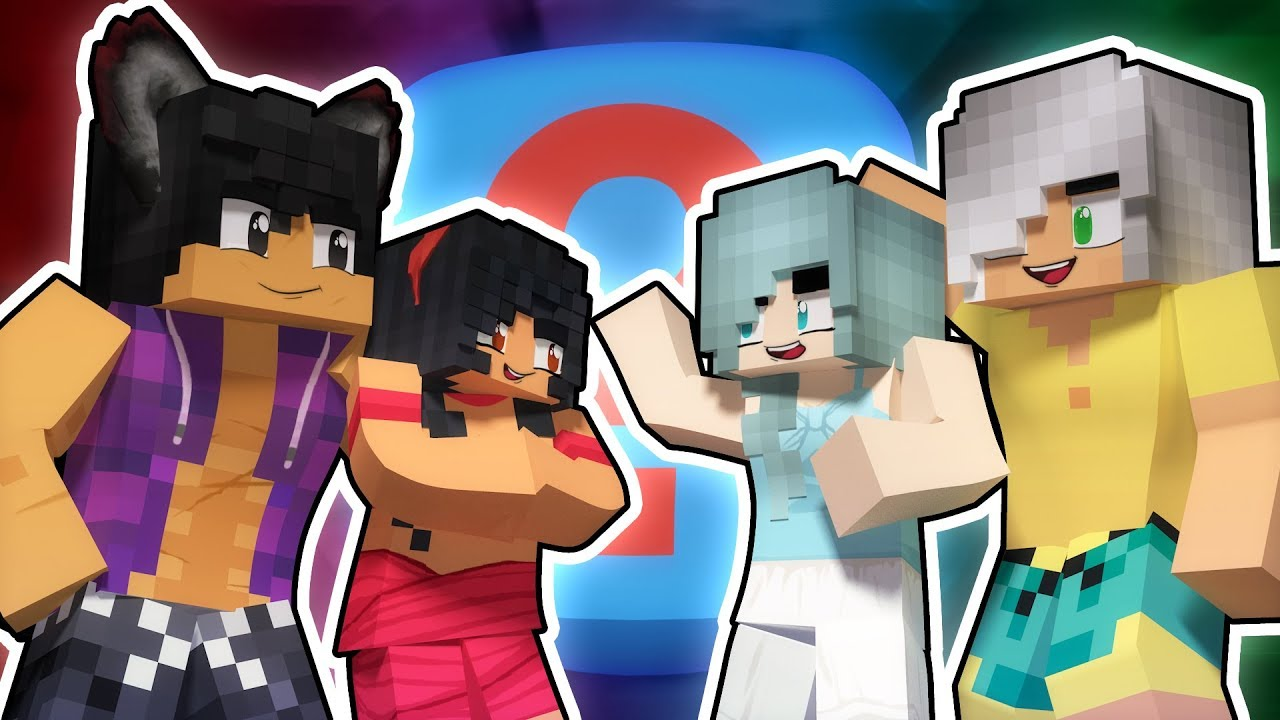 Travlyn VS Aarmau || Minecraft Guess Who