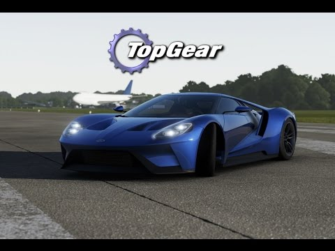 Ford Gt Top Gear Test Track