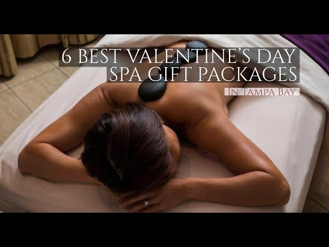 6 Best Valentine's Day Spa Gift Packages In Tampa Bay