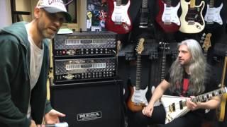 обзор отличных усилителей Mesa Boogie